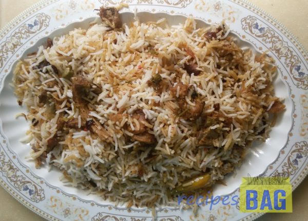 Simplest & Tasty Mutton Biryani